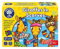 Orchard Toys: Giraffes in Scarves - Educational Game