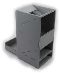 Folded Space: Game Inserts - Dice Tower image