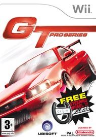 GT Pro Series + Steering Wheel Control for Nintendo Wii image