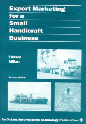 Export Marketing for a Small Handicraft Business by Edward Millard image