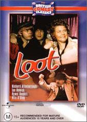 Loot on DVD