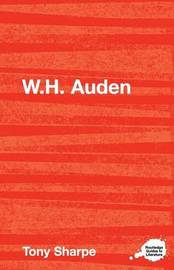 W.H. Auden by Tony Sharpe image