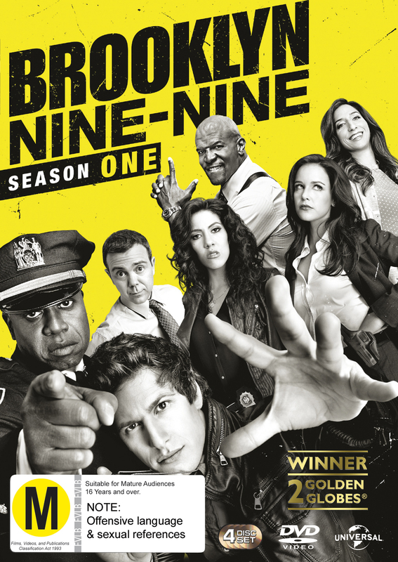 Brooklyn Nine-Nine - Series One on DVD