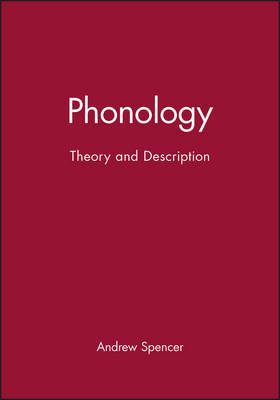 Phonology by Andrew Spencer image