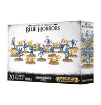 Warhammer Tzeentch Daemons: Blue Horrors