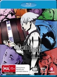 Death Parade - Complete Series on Blu-ray