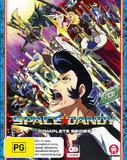 Space Dandy - Complete Series on Blu-ray
