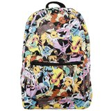 Loungefly Pokemon Eevee Evolution Backpack