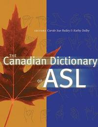 The Canadian Dictionary of ASL image