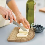 Fred: Cheese Degrees - Cutting Board