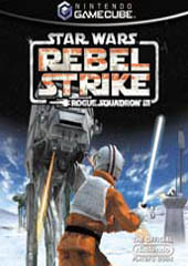 Star Wars Rogue Squadron III: Rebel Strike for GameCube