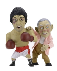 "Rocky: Rocky & Mickey - 12"" Maquette Set"