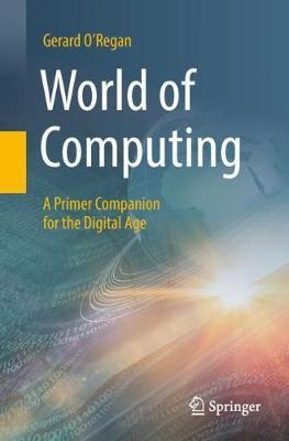 a brief history of computing o regan gerard