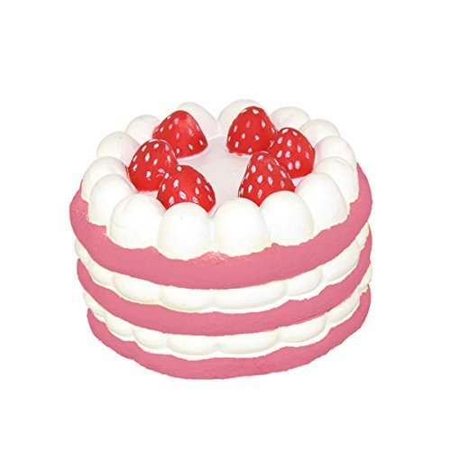 I Love Squishy: Tart Squishie Toy - Assorted Colours image