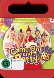 Hi-5 - Come On And Party on DVD image