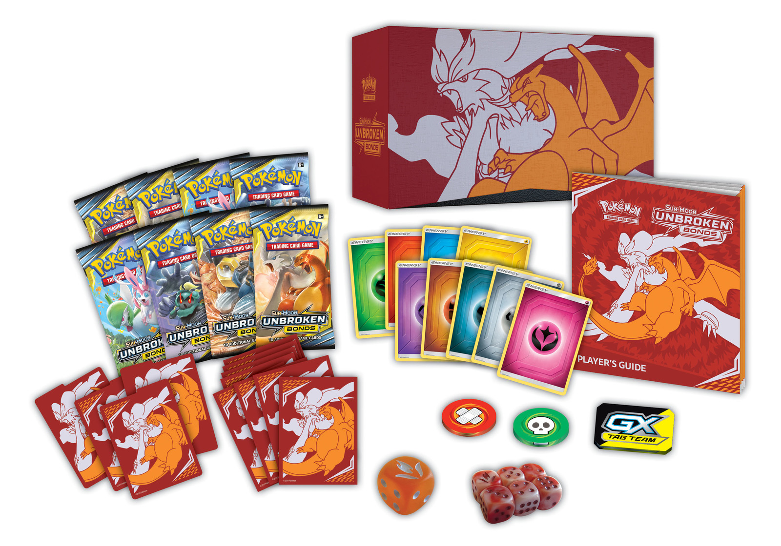 Pokemon TCG: Unbroken Bonds - Elite Trainer Box image
