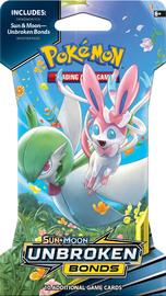 Pokemon TCG: Unbroken Bonds - Single Blister (10 Cards)