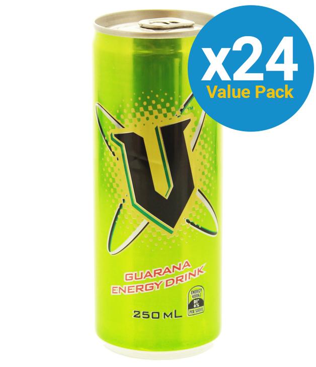 V 250ml (24 Pack)