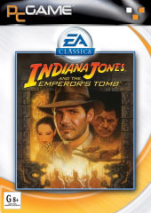 Indiana Jones and the Emperor's Tomb for PC