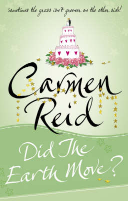 Did the Earth Move? by Carmen Reid image