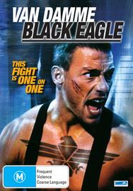Black Eagle on DVD image