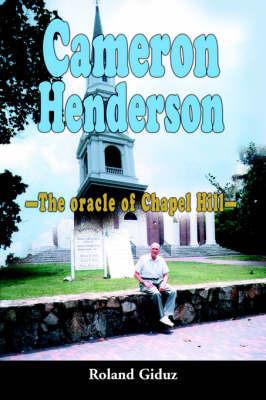 Cameron Henderson by Roland Giduz