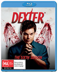 Dexter - The Complete Sixth Season on Blu-ray