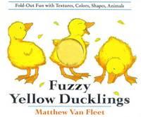 Fuzzy Yellow Ducklings Gift SE by Matthew Van Fleet
