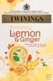 Twinings Herbal Revitalising Lemon & Ginger Tea (20 Bags)
