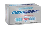 Maxigesic Pain Relief (50 Tablets)