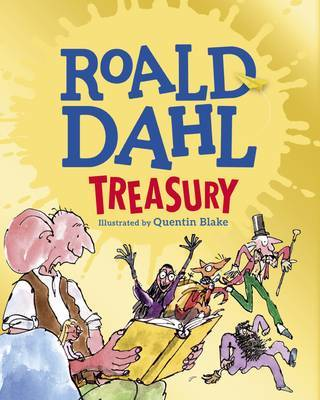 The Roald Dahl Treasury by Roald Dahl