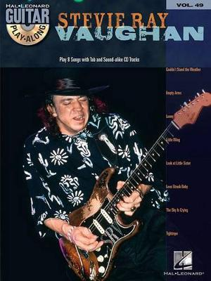 Guitar Play-Along Volume 49 by Stevie Ray Vaughan
