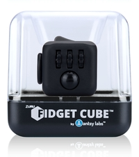 Zuru Fidget Cube - Series 2 (Midnight Black)
