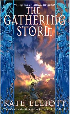 The Gathering Storm (Crown of Stars #5) by Kate Elliott image