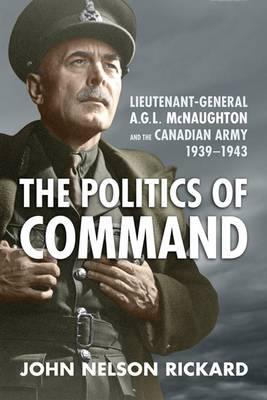 Politics of Command by John Nelson Rickard image