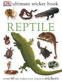 Reptile Ultimate Sticker Book