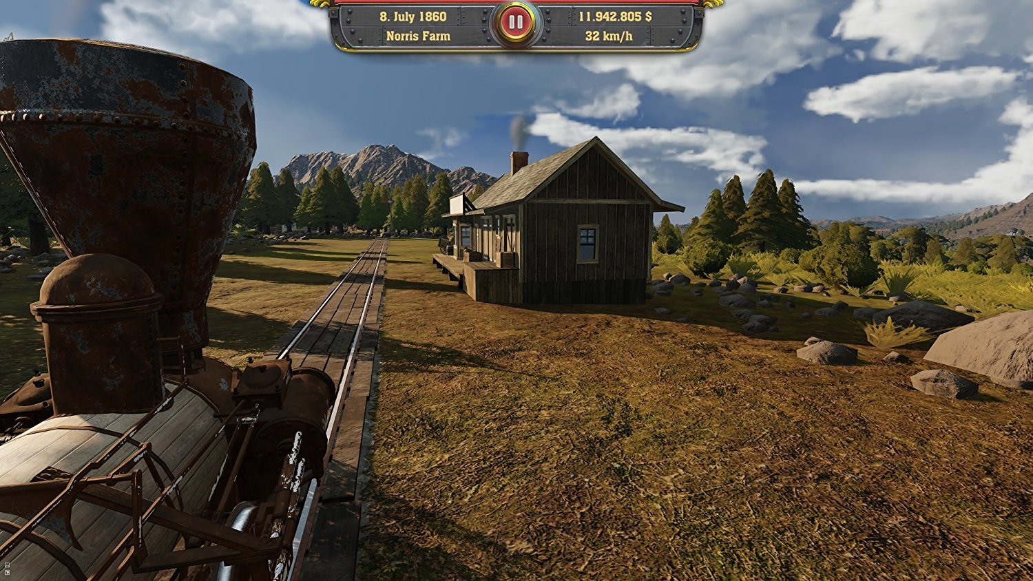 Railway Empire for PS4 image