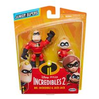Incredibles 2: Junior Supers - Mr Incredible & Jack-Jack image