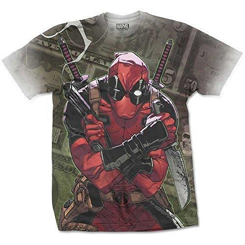 Deadpool Cash (Large)