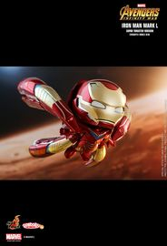 Avengers 3 Infinity War: Iron Man Mark L Super Thruster - Cosbaby Figure