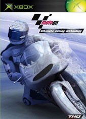 Moto GP: Ultimate Racing Technology for Xbox