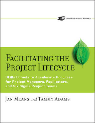 Facilitating the Project Lifecycle by Janet A Means image