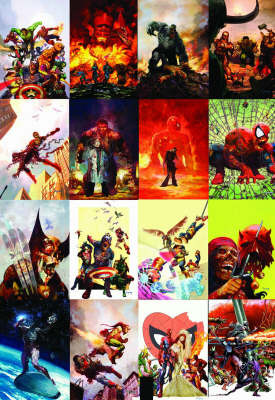 Marvel Zombies: Covers