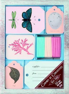 Cabinet of Curiosities Gift Tags by Potter Style