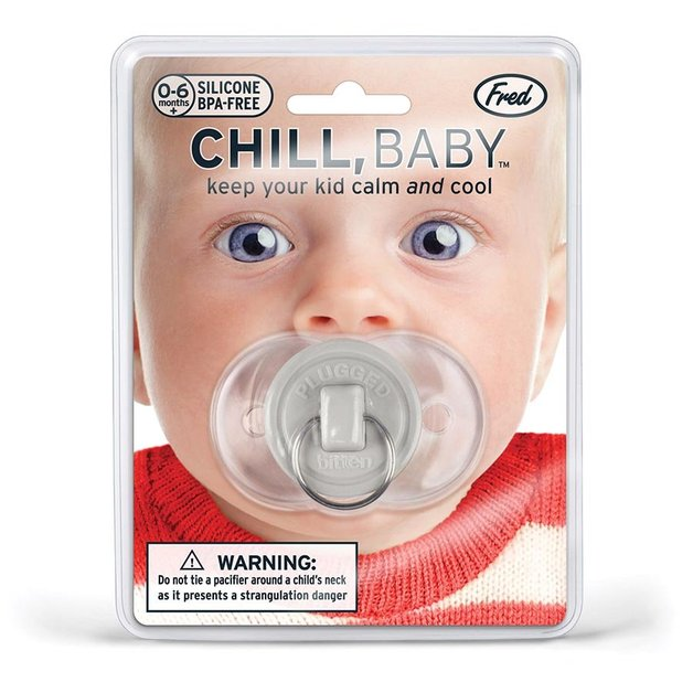Chill Baby Stopper Pacifier (0-6 months)