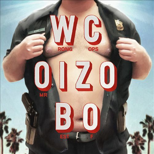 Wrong Cops (2LP) by Mr. Oizo