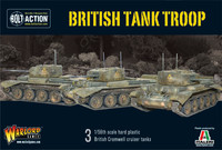 British Tank Troop