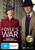 Foyle's War - Series 9 - The Cold War Files on DVD