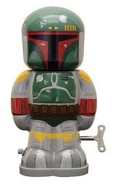 "Star Wars - 7.5"" Boba Fett Windup Tin Toy"