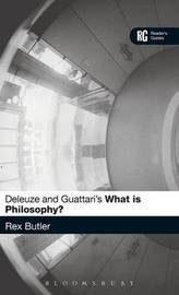 Deleuze and Guattari's 'What is Philosophy?' by Rex Butler